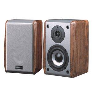 Колонки Microlab B-73 2.0 wood/silver 20 Вт RMS (4/16)