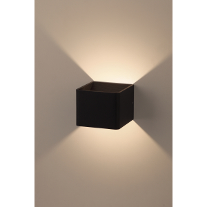 WL3 BK Подсветка ЭРА Декоративная подсветка светодиодная 6Вт IP 20 черный (20/600)
