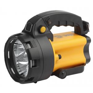 PA-604 Фонарь ЭРА прожектор АЛЬФА [3x1Вт LED SMD, литий 3Ач, сигнал.св., ЗУ 220V+12V, карт] (8/144)