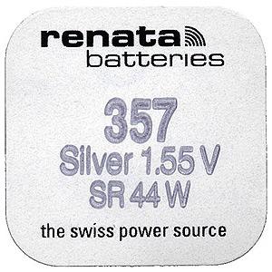 Renata R357 SR44W (10/100/10500)