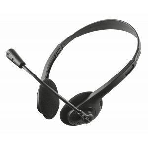 21665 Trust PRIMO CHAT HEADSET FOR PC AND LAPTOP (40/320)