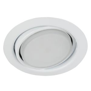 KL35 А WH Светильник ЭРА под лампу Gx53 поворотный, 220V, 13W, белый (80/960)