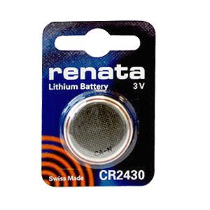 Renata CR2430-1BL (10/300/36000)