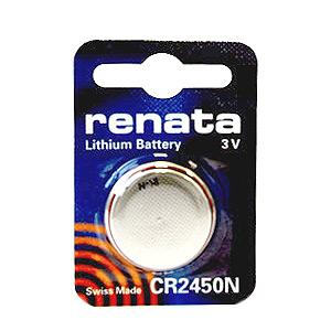 Renata CR2450N-1BL (10/300/36000)