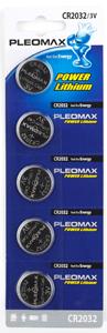 Pleomax CR2032-5BL (100/2000/88000)