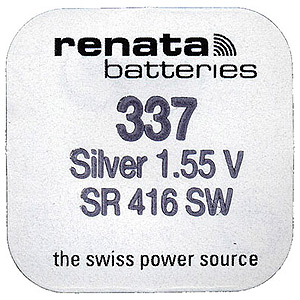 Renata R337 SR416 (10/100/10500)