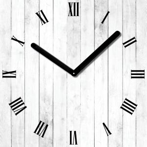 """Innova Часы W09667 """"Доски"""", квадратные, стекло, размер 30*30 см (10/120)"""