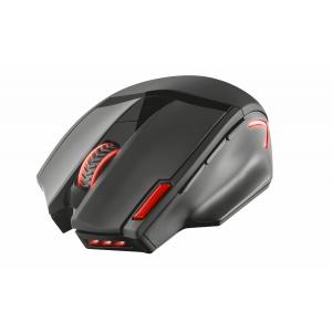 Мышь Trust  20687 беспроводная игровая черная GXT 130
