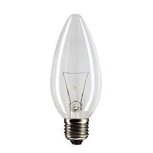 854886 Philips B35 60W E27 230V свеча CL (10/100/6000)
