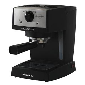 Ariete Кофеварка эспрессо 1366/50 Picasso Cialdissima. Мощность 850 Вт, 15 бар (30)