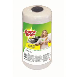 Салфетка Scotch-Brite  GPW-ROL для уборки в рулоне 70 листов
