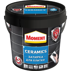 1972108 Момент Затирка Moment Ceramics 1 кг,(багамы) (12/384)