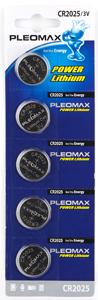 Pleomax CR2025-5BL (100/2000/66000)