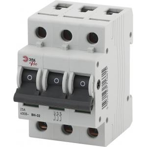 ЭРА Pro Выключатель нагрузки NO-902-97 ВН-32 3P 25A (4/60/1080)