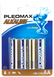Pleomax LR6-4BL (40/400/19200)