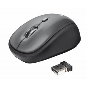 Мышь Trust  18519 беспроводная черная