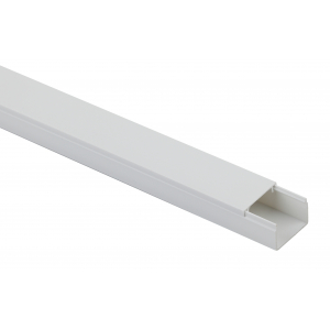 ЭРА Кабель-канал 25x16 белый (60м.) (30/1350)