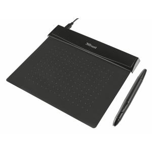 21259 Планшет Trust FLEX DESIGN TABLET - BLACK (20/700)