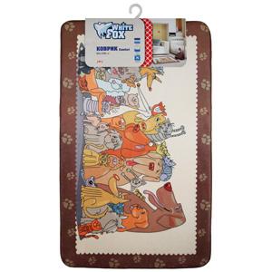 """WHMC24-227 White Fox Коврик Joy Comfort """"Мультяшки"""", 60*100 см (24/72)"""