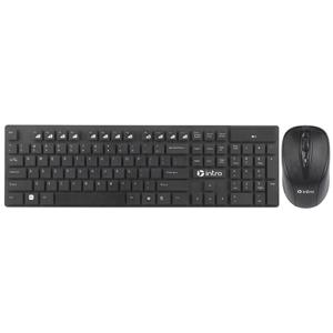 DW610 Кл+мышь_25 Intro Wireless black (20/240)