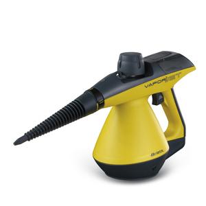 4139 Ariete Ручной пароочиститель Vapori jet, желтый. Мощность 900 Вт, объем 0,25 л (4/40)