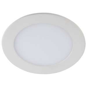 LED 1-6-4K Светильник ЭРА светодиодный круглый LED 6W  220V 4000K (40/1120)