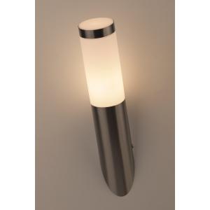 WL18 Подсветка ЭРА Декоративная подсветка E27 MAX40W IP44 хром/белый (20/300)
