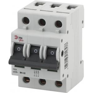 ЭРА Pro Выключатель нагрузки NO-902-93 ВН-32 3P 100A (4/60/1080)