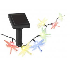 SL-PL550-DGF20 ЭРА Садовый светильник на солнечной батарее, пластик, прозрачный, длина 550 см (24/57