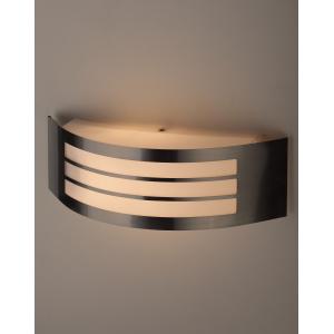 WL20 Подсветка ЭРА Декоративная подсветка E27 MAX40W IP44 хром/белый (20/240)