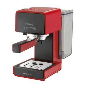 Ariete Кофеварка эспрессо 1363 Matisse. Мощность 900 Вт, 15 бар, красная (2/48)