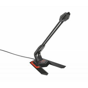 Микрофон Trust  20688 проводной игровой USB шумоподавление GXT 210 Scorp