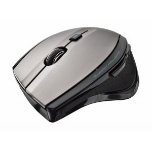 17176 Мышь Trust MaxTrack удобная полноразмерная беспроводная мышь (60/480)