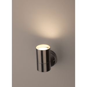WL15 Подсветка ЭРА Декоративная подсветка GU10 MAX35W IP54 хром (20/560)
