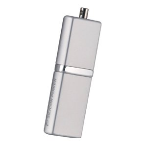 Флэш-диск Silicon Power 08 Gb LuxMini 710 Silver (20/2000)