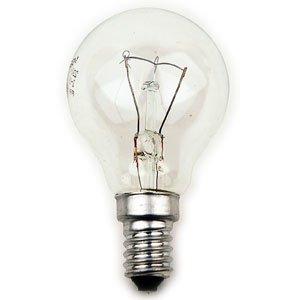 Favor ДШ (P45) 60W E14 230V шарик, прозр. (100/3200)