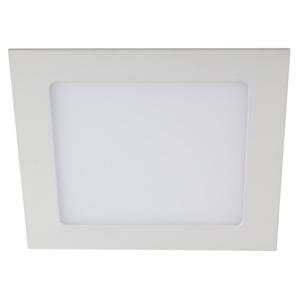 LED 2-6-4K Светильник ЭРА светодиодный квадратный LED 6W  220V 4000K (40/960)