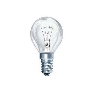 КАЛАШНИКОВО ДШ (P45) 40Вт 230-240V E14 шарик, прозр. в цветной гофре (100/3600)