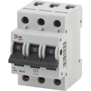 ЭРА Pro Выключатель нагрузки NO-902-94 ВН-32 3P 32A (4/60/1080)