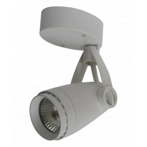 OL5 GU10 WH Светильник ЭРА Накладной, белый (50/600)