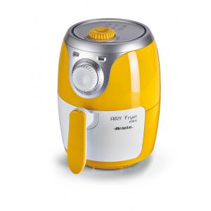 Ariete Фритюрница 4615. Мощность 1000 Вт. Емкость корзины 2л/400 гр., цвет - желтый (2/36)