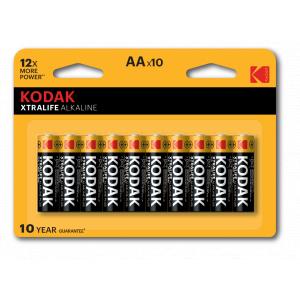 Kodak LR6-8+2BL XTRALIFE  [KAA-8+2] (120/480/19200)