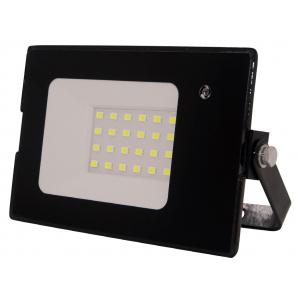 LPR-041-1-65K-030 ЭРА Прожектор светодиодный уличный 30Вт 2100Лм 6500К датчик нерегулир (50/1200)