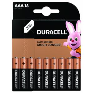 Duracell LR03-18BL BASIC (18/180/36540)