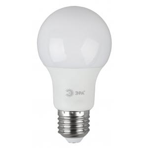 LED A60-8W-860-E27 ЭРА (диод, груша, 8Вт, хол, E27) (10/100/1200)