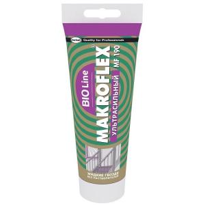 1876779 MAKROFLEX Клей Bio Line MF190 Ультрасильный, прозрачный (280гр) (12/528)