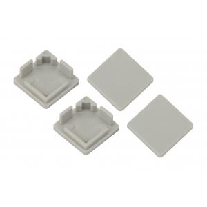 1616S-3A ЭРА Набор заглушек для профиля CAB280, 4 глухие квадратные (500/24000)