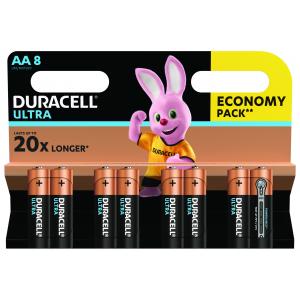 Duracell LR6-8BL Ultra Power (8/96/18240)