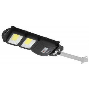 ЭРА Консольный светильник на солн. бат.,COB,с кронштейном,40W,с датч.движ., ПДУ,750lm, 5000К, IP66 (