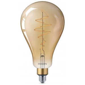 Philips LED classic-giant 40W E27 A160 GOLD DIM (2/90)
